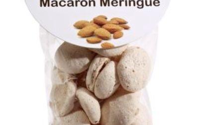Macarons meringués Sans Gluten Bio