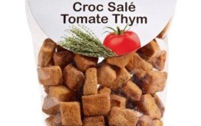 Croc salé Tomate Thym