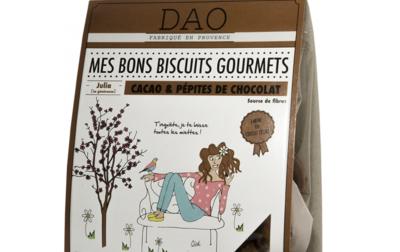 Biscuits bio Cacao pépites choco