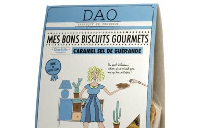 Biscuits bio Caramel sel de Guérande
