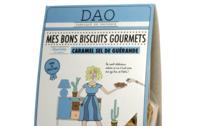 Biscuits bio Caramel sel de Guérande - Les Paniers Davoine