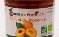 Confiture d'Abricots sucrée CONFIT DE PROVENCE
