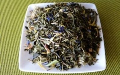 Thé vert Aubade bio