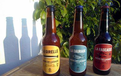 Bière blonde bio artisanale - La Girelle