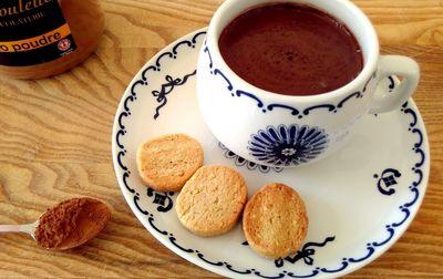 Cacao bio maigre en poudre
