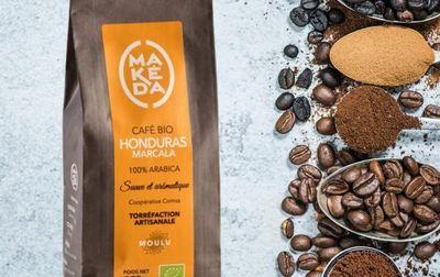Café Honduras Marcala moulu bio