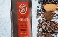 Café Colombie Excelso moulu bio