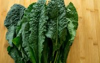 Chou kale bio de Provence Les Paniers Davoine