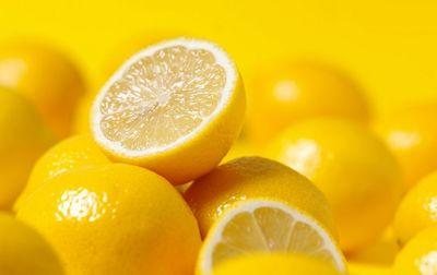 Citron jaune du Var bio