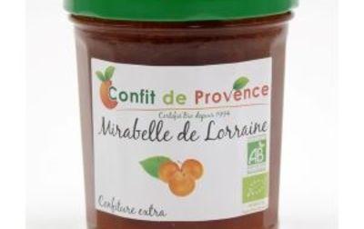 Confiture Mirabelle CONFIT DE PROVENCE