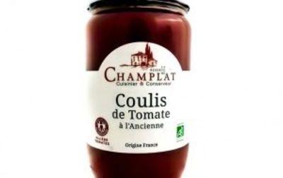 Coulis de tomates à l'ancienne bio