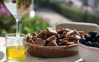 Biscuit bio aux olives