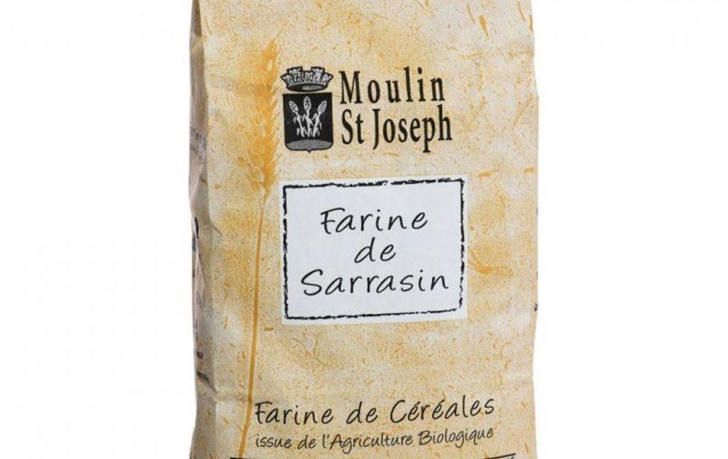 Farine de Sarrazin bio les paniers davoine