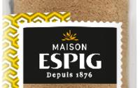 Gingembre moulu bio Les Paniers Davoine Maison Espig