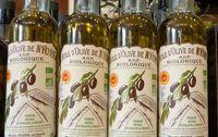 Huile d'olives de Nyons AOP bio 1L