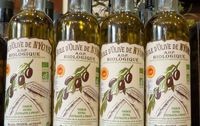 Huile d'olives de Nyons AOP bio 75 cl