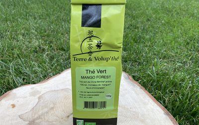 Thé vert Mango Forest bio