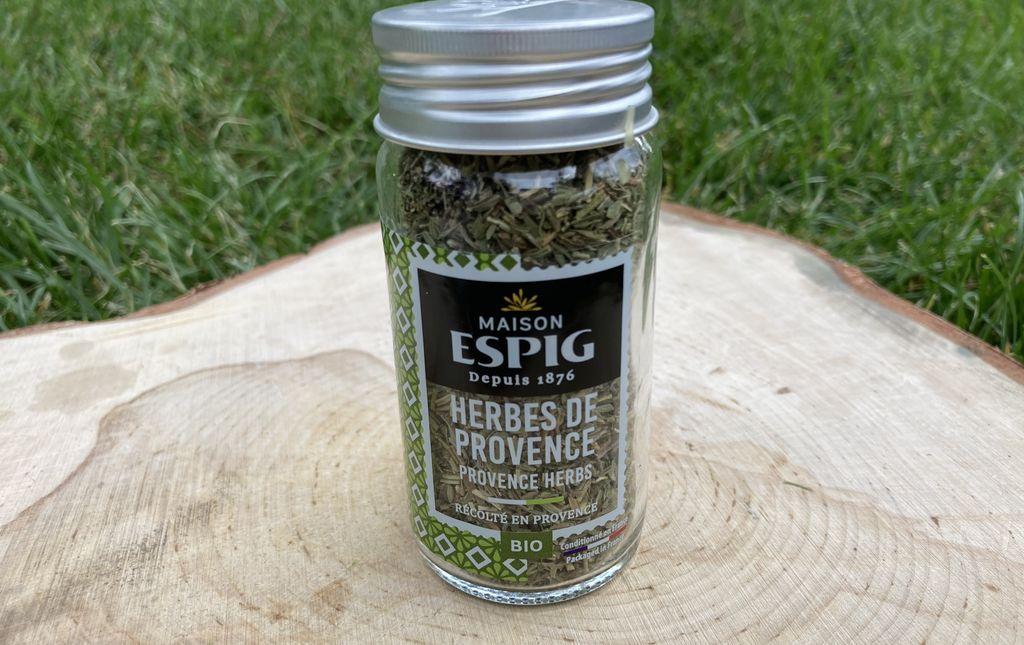 Herbes Provence bio maison espig les paniers davoine