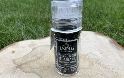 Poivre noir de Tanzanie bio Maison Espig
