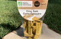 Croc salé Curry Epeautre bio