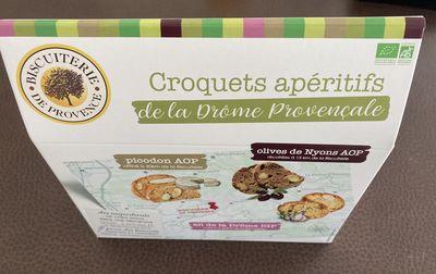 Croquets apéritifs