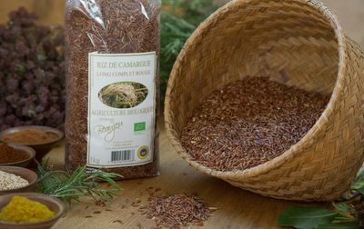 Riz rouge bio de Camargue 500g