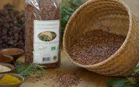 Riz rouge bio de Camargue