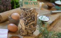 Champignons Cèpes bio séchés Provence Les Paniers Davoine