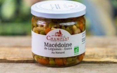 Macédoine de légumes bio