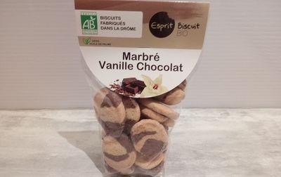 Marbré Choco Vanille