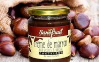 Crème marron bio Les Paniers Davoine