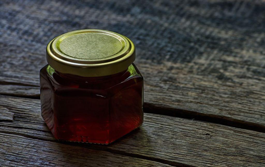 Miel bio de forêt 500g