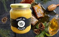 Miel bio de forêt Les Paniers Davoine