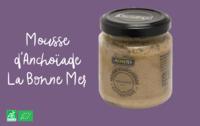 Mousse anchoiade bio La Bonne Mer - Les Paniers Davoine