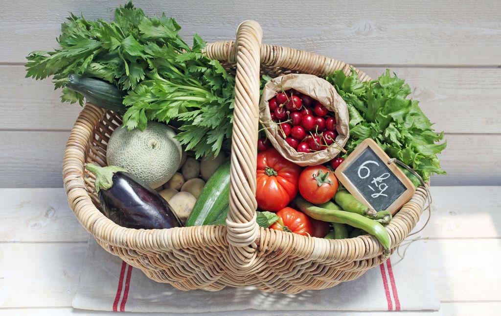 a9cfdff07bd Panier bio fruits et légumes de saison livraison dans le Var