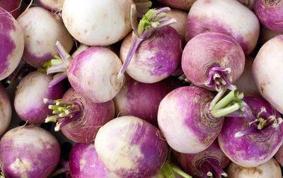 Navet violet nouveau bio