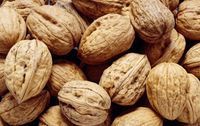 Sachet de noix bio