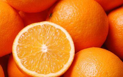 Oranges bio du Var