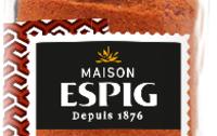 Paprika de Hongrie bio Maison Espig