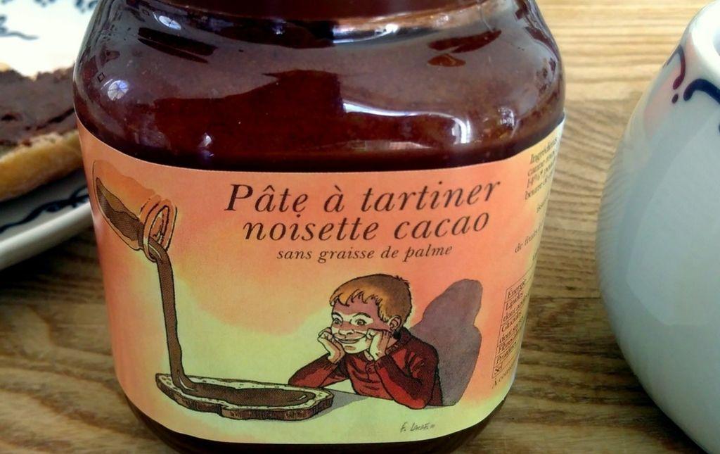 Pate à tartiner bio noisette cacao