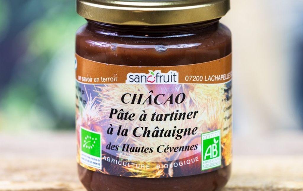 Pate à tartiner CHACAO - Les Paniers Davoine