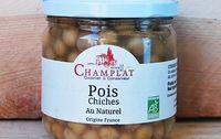 Pois Chiche bio au naturel champlat les paniers davoine provence var