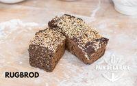 Le Rugbrod bio Les Paniers Davoine