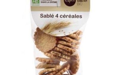 Sablés 4 Céréales