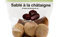 Sablés à la Chataigne sans gluten