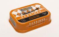 Sardines aux poivrons et piments bio