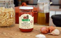 Sauce tomate provençale bio les paniers davoine provence