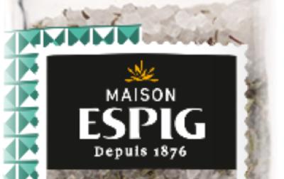 Sel de Camargue aux herbes de Provence Maison Espig