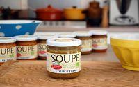 Soupe bio de courgette les paniers davoine provence champlat