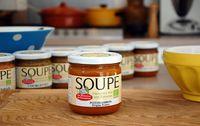Soupe bio de potimarron (sans sel)